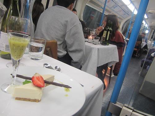 Dessert on the Tube