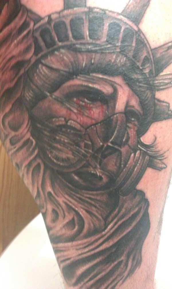 Lost Liberty Tattoo