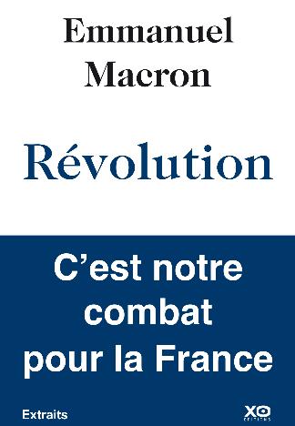 """Résultat de recherche d'images pour """"Macron Revolution"""""""