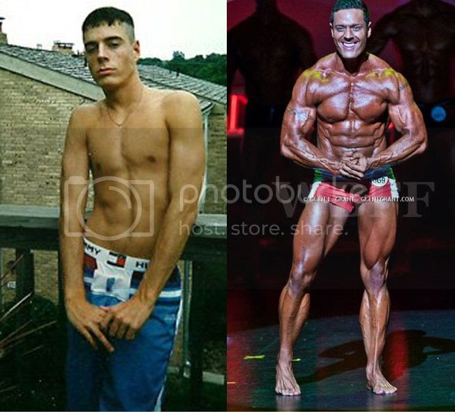 Muscle Transformation Stories