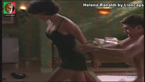 Helena Ranaldi sensual na novela Sra Destino