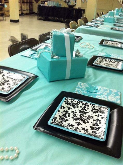 TIFFANY & CO Birthday Party Ideas   Photo 1 of 8   Catch