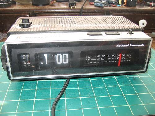 """Panasonic """"Digital"""" Clock"""
