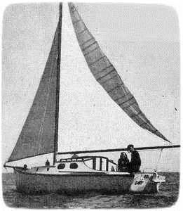 Gypsy Is a proven motor sailer that will out weather the best of