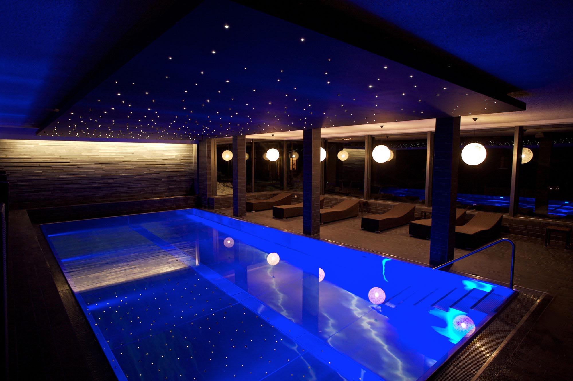 Luxury Indoor Pool Designs  Backyard Design Ideas