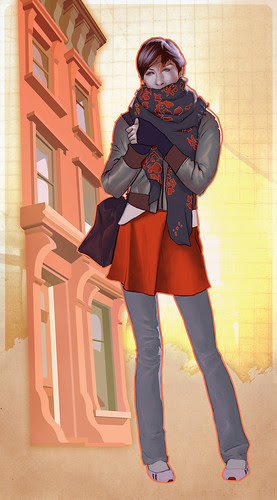 Jeffrey Flores art, artwork by Jeff Flores