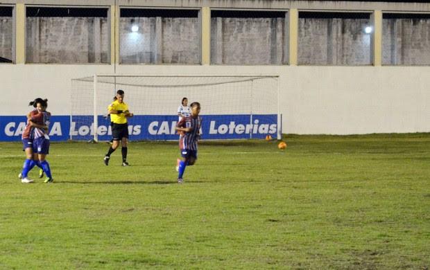 Botafogo-PB, Futebol feminino, Campeonato Brasileiro de futebol feminino, Paraíba, Vitória de Santo Antão (Foto: Richardson Gray / Globoesporte.com/pb)