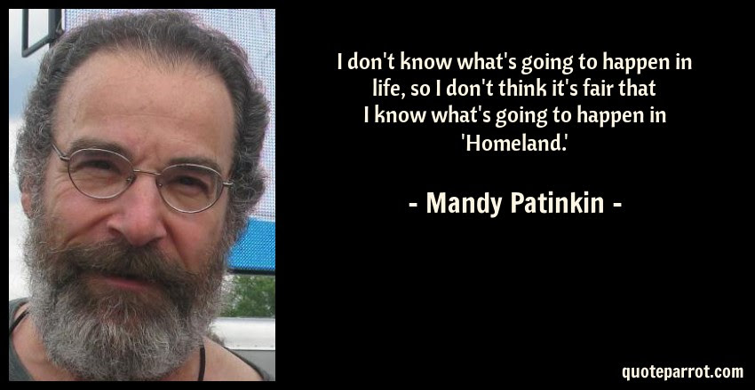 I Dont Know Whats Going To Happen In Life So I Dont By Mandy