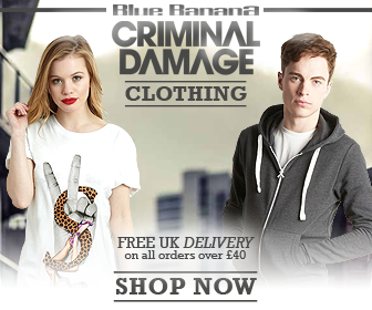 Criminal Damage Clothing