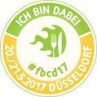 FoodBloggerCamp Düsseldorf 2017