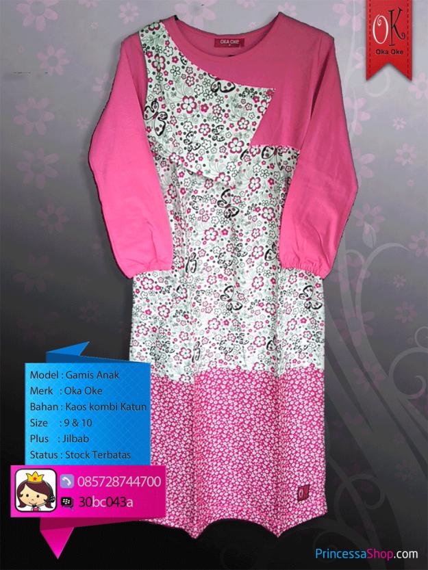 baju muslim anak remaja perempuan murah dan berkualitas