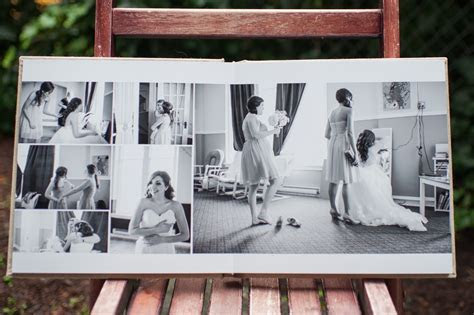Wedding Albums and Design (Seattle Wedding Photographers