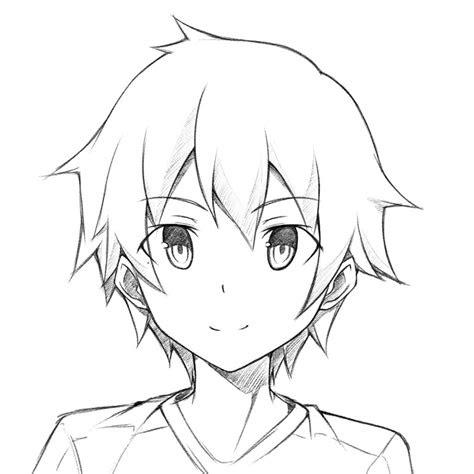 anime boys  easy drawing    anime boys