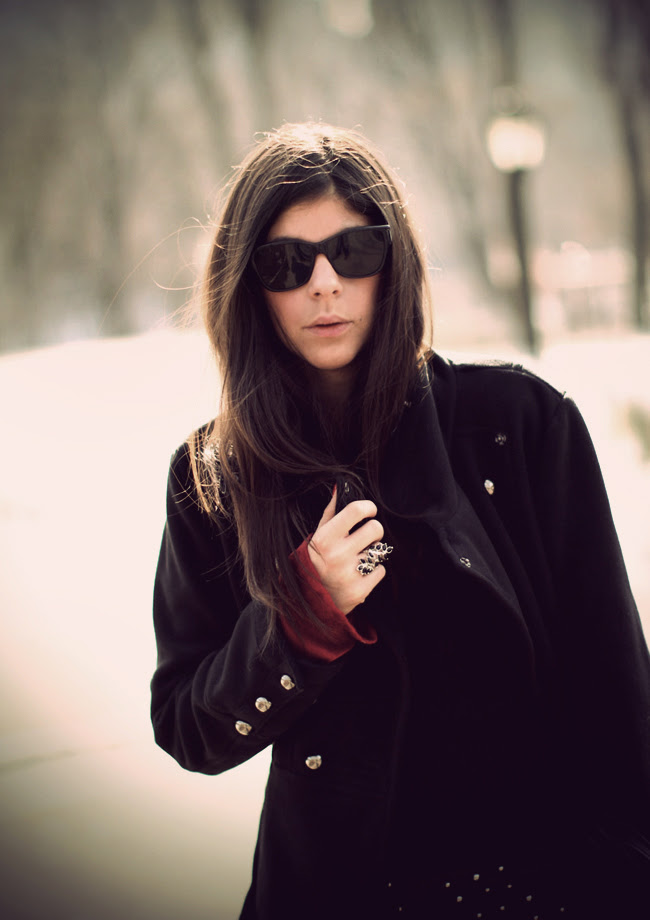 Central Park New York, Givenchy Nightingale, Fashion Outfit