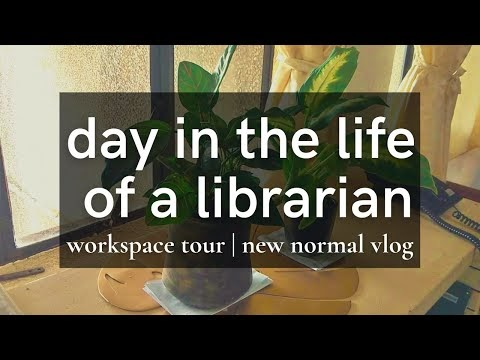 Video: Day in the Life of a Librarian