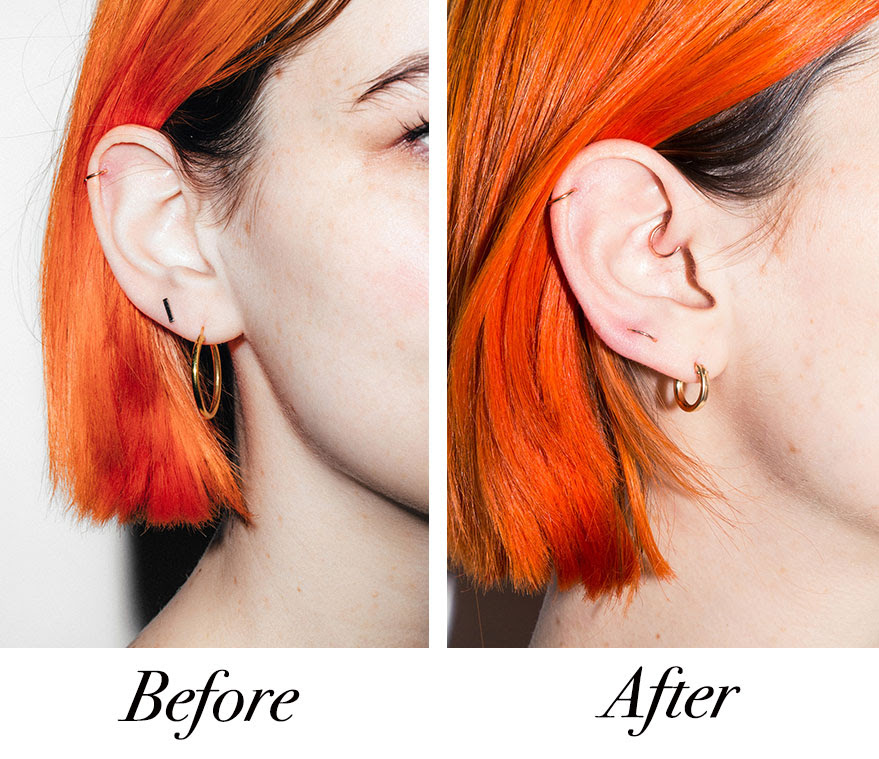 How To Style Your Ear Piercings According To Adrian Castillo Coveteur