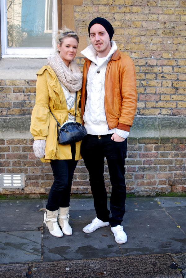 Yellow Coats
