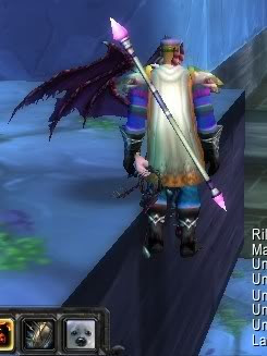 Warcraft: Mid-air