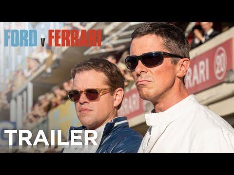 Trailer de Ford vs Ferrari é divulgado!