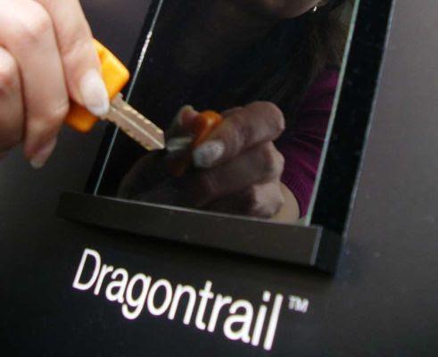 kaca Dragontrail