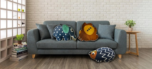 【Aiyo0o.com 獨家代理】WHALE DON 抱枕連滅火毯、摺疊被 融入家品的防火好物