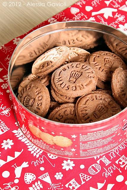 Ciobar biscuits maison