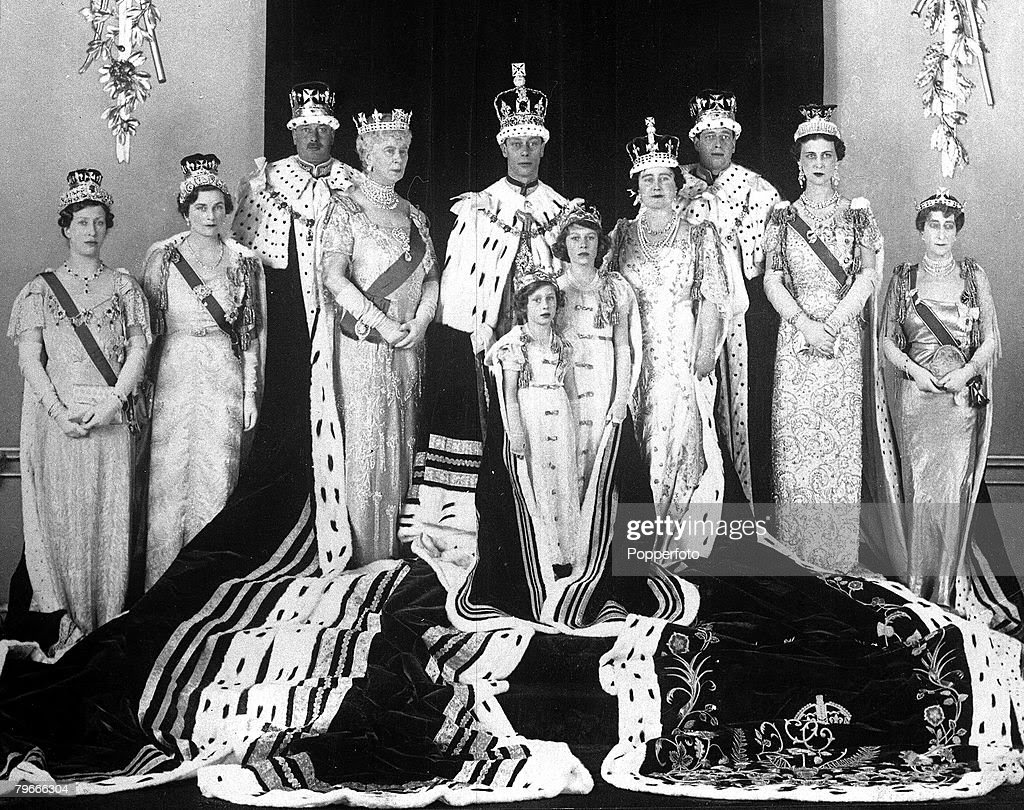Image result for george vi coronation