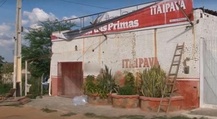 Prostíbulo funcionava às margens da PE-90, em Toritama / Foto: Reprodução/TV Jornal Interior