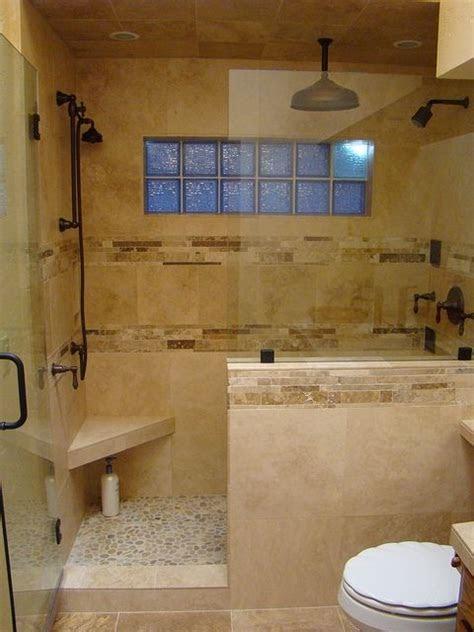 Bathroom Ideas Half Wall