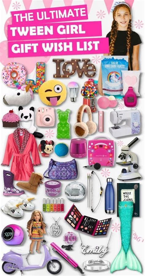 Gifts For Tween Girls   gift ideas   for kids   Tween girl
