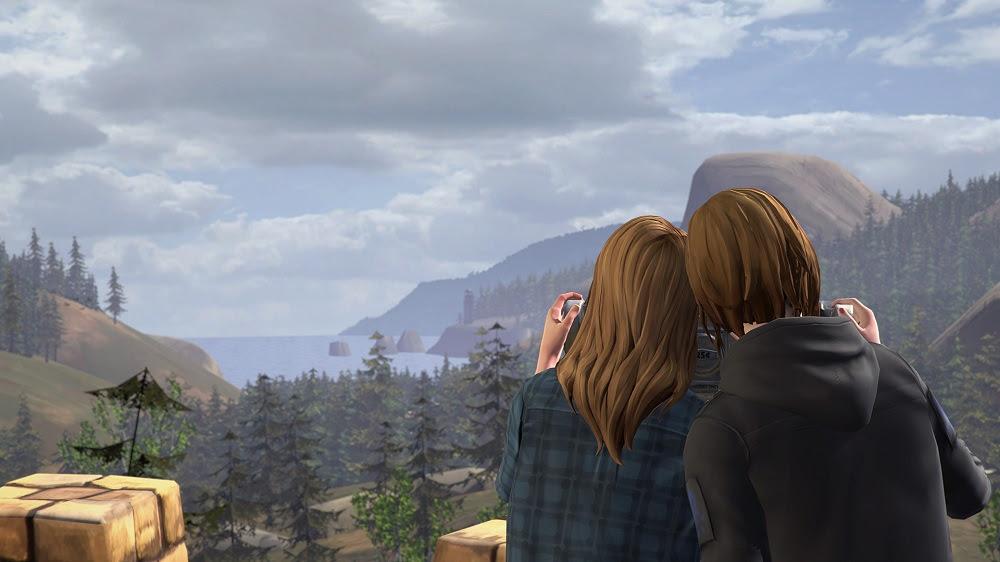 Life is Strange crew discuss Chloe's anguish in new trailer screenshot