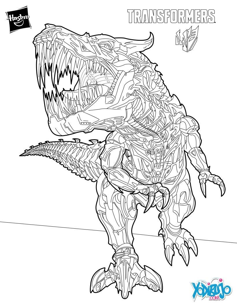 Dibujos Para Colorear Autobot Optimus Prime Eshellokidscom