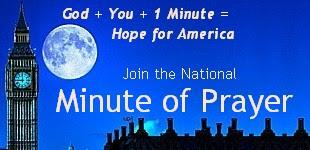 Minute of Prayer