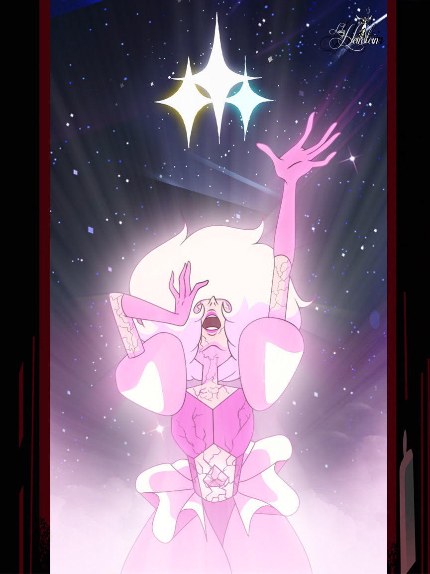 The Shattering of Pink Diamond.