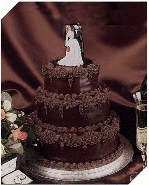 Chocolate Wedding Cakes ? WeNeedFun