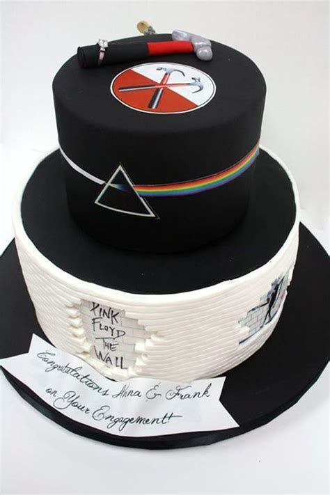 123 best images about Rock & Metal Cakes m/ on Pinterest