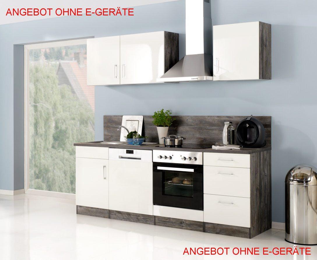Küche Ohne Geräte Verkaufen Nobilia U Form Günstig Kaufen ...