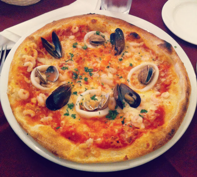 3 seafood pizza food blog uk italian