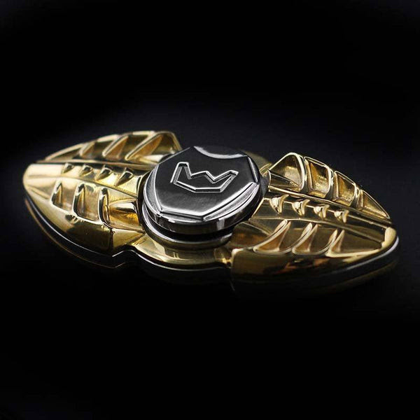 Stealth Sentinel™ Limited Edition Golden Brass – Stealth Spinners