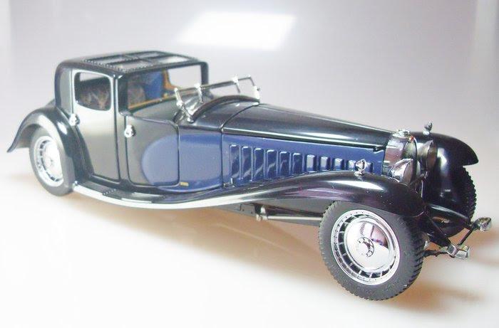 Franklin Mint - Scale 1/24 - Bugatti Type 41 Royale Coupe Napoleon 1930 - Catawiki