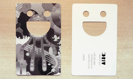 Smiley Business Card