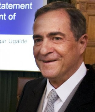 El agente de Nicaragua en La Haya, Carlos Argüello. EFE/Archivo