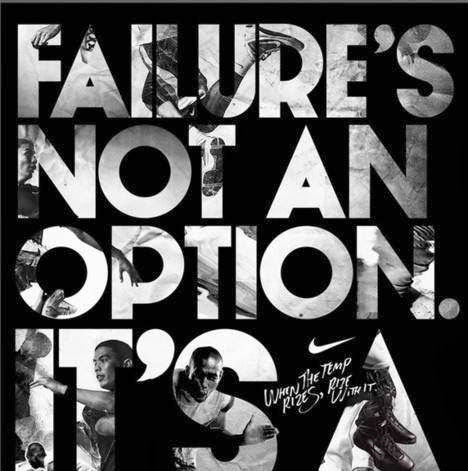 Failure Is Not An Option Pictures Photos And Images For Facebook