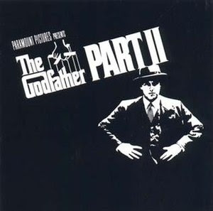 The Godfather Part II album cover