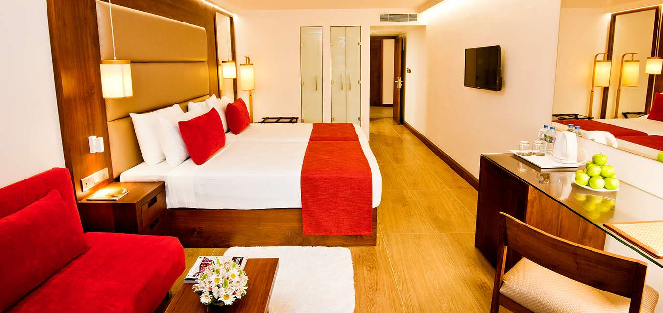 Wattala Hotel | Deluxe Rooms at Pegasus Reef Hotel Sri Lanka