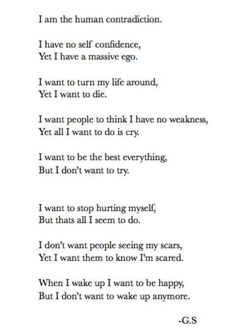 Love Life Tumblr Depression Sad Quotes True They Messed Me Up