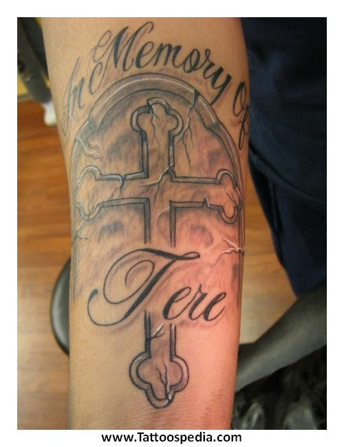 R I P Tattoos For Men 4