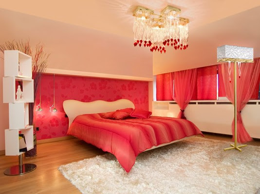 A Romantic Bedroom Can Be The Best Valentine's Day Gift 2014/2019 ...