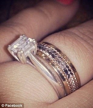 Found! Scuba diver who discovered wedding band sea bed at