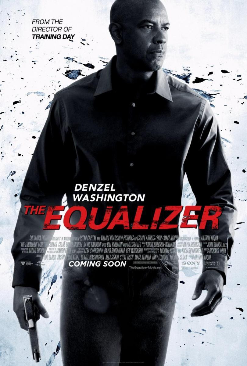 El protector, the equalizer,